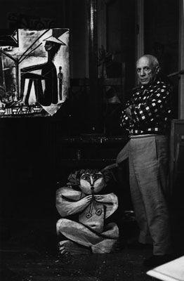 Fotografía Clergue - Picasso