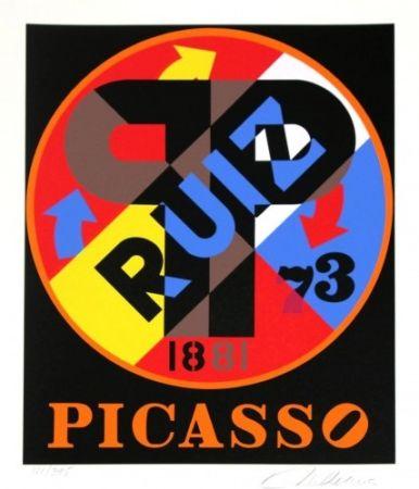 Múltiple Indiana - Picasso Ruiz