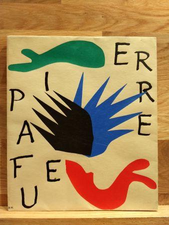 Libro Ilustrado Matisse - Pierre a feu