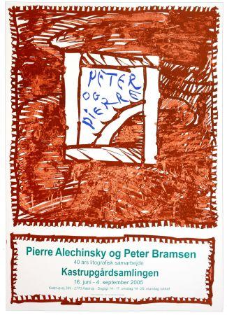 Cartel Alechinsky - Pierre Alechinsky og Peter Bramsen, 40 års lithographisk samarbejde