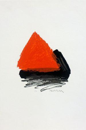 Serigrafía Bechtold - Pirámide 1