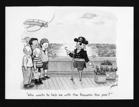 Sin Técnico Toro - Pirate Fireworks