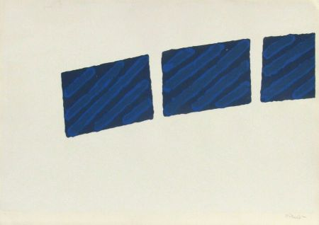 Serigrafía Pinelli - Pittura R, (a)