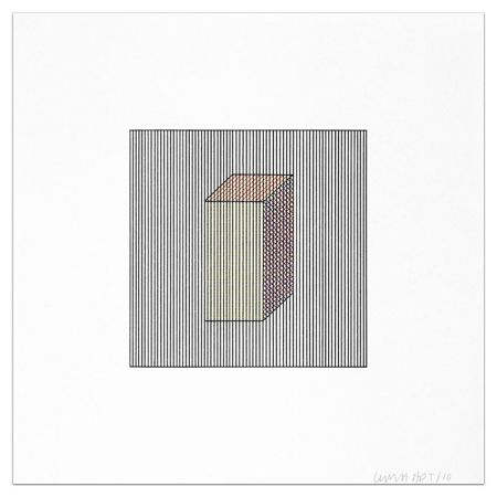 Múltiple Lewitt - Plate #03
