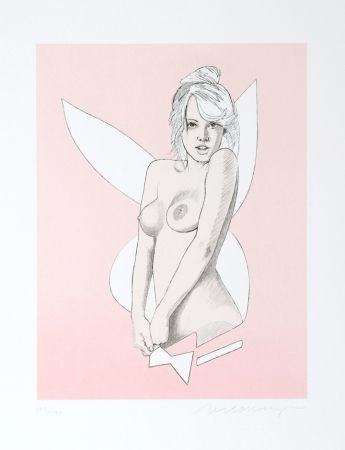 Litografía Ramos -  Playboy Bunny