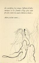 Libro Ilustrado Laurencin - Poèmes de Sapho, illustrés de 23 eaux-fortes par Marie Laurencin