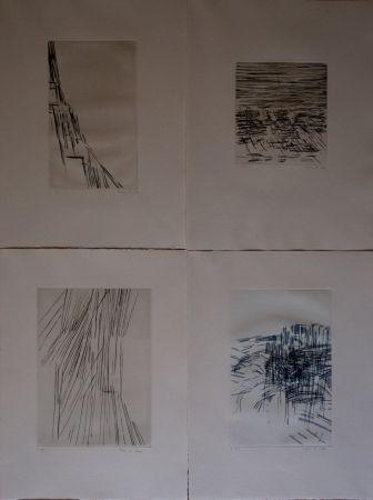 Libro Ilustrado Vieira Da Silva - Poésies