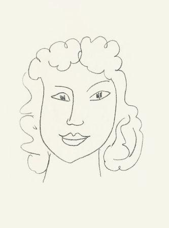 Litografía Matisse - Poésies antillaises