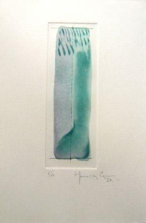 Grabado Hernandez Pijuan - Polychrome 3