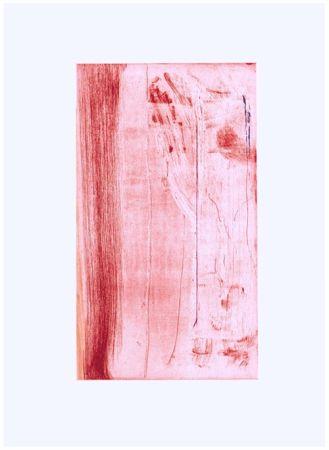 Grabado Frankenthaler - Pompeii
