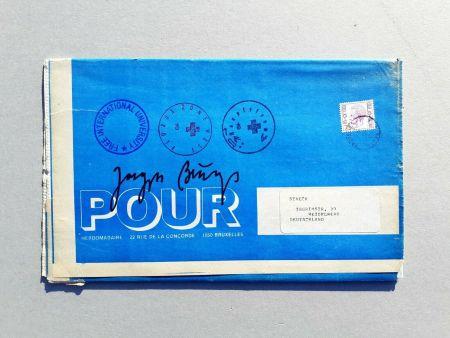 Serigrafía Beuys - POOR