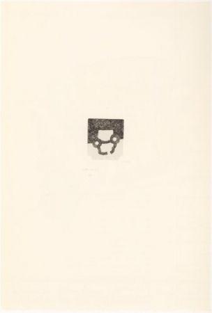 Grabado Chillida - Portfolio 12Th Anniversary Of Galeria Joan Prats