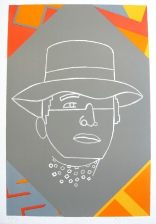 Litografía Arroyo - Portrait
