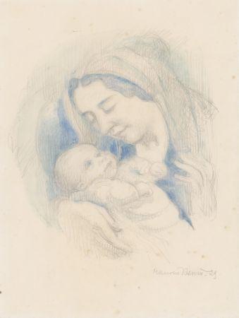 Sin Técnico Denis - Portrait d'Antoine Poncet dans les bras de sa mère Anne-Marie