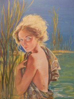 Múltiple Graziella - Portrait de femme