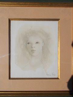 Sin Técnico Fini - Portrait Féminin
