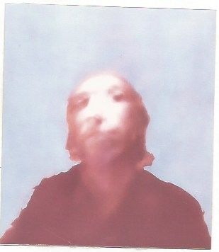 Serigrafía Hamilton - Portrait of the Artist Francis Bacon