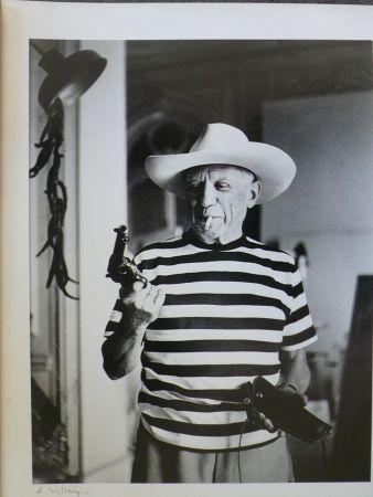 Fotografía Picasso - Portrait par André Villers