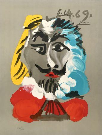 Litografía Picasso - Portraits Imaginaires 5.6.4.69