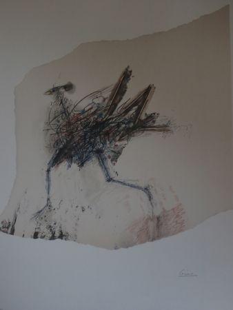 Litografía Cesar - Poulette