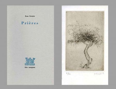 Libro Ilustrado Music - Prières