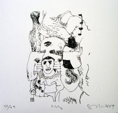Serigrafía Gronk - Pri