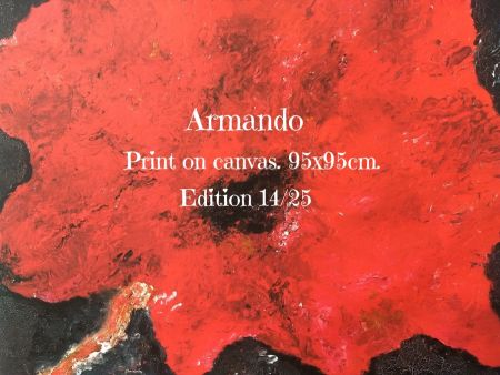 Sin Técnico Armando - Print on cavas