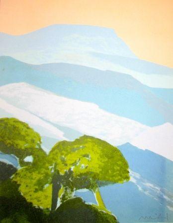Litografía Muhl - Provence