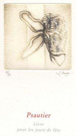 Libro Ilustrado Deux - Psautier