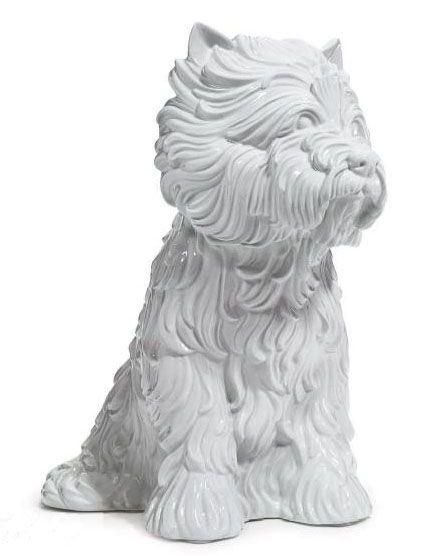 Múltiple Koons - Puppy (vase in the form of West Highland Terrier)