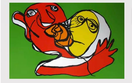 Múltiple Appel - Putting green kiss