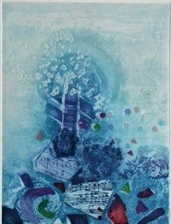 Aguafuerte Y Aguatinta Engel - Quartet 1
