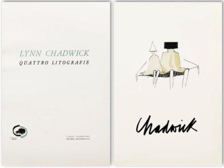 Litografía Chadwick - Quattro Litographie
