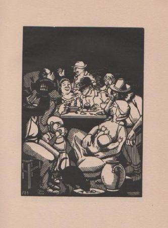 Libro Ilustrado Masereel - Quinze Poèmes