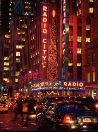 Serigrafía Cone - Radio City