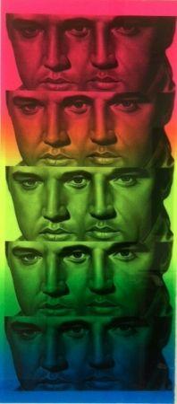 Monotipo English - Rainbow Elvis II