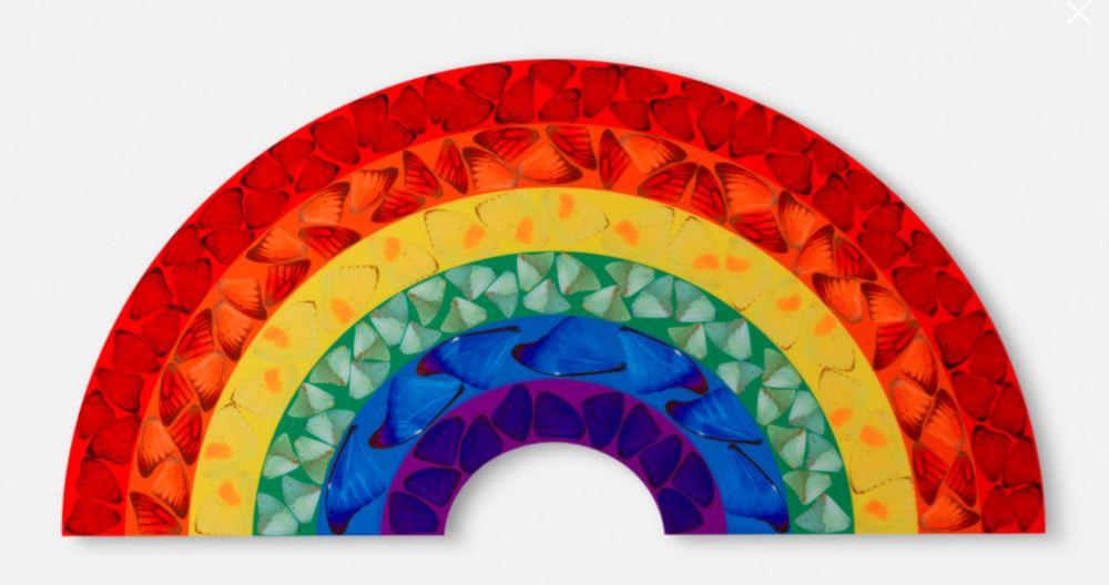 Múltiple Hirst -  Rainbow, H7-1