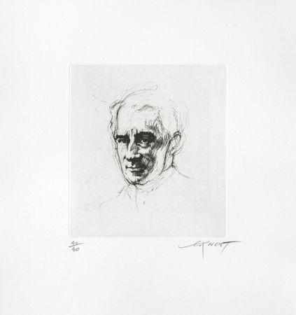 Grabado Pignon-Ernest - Ravel