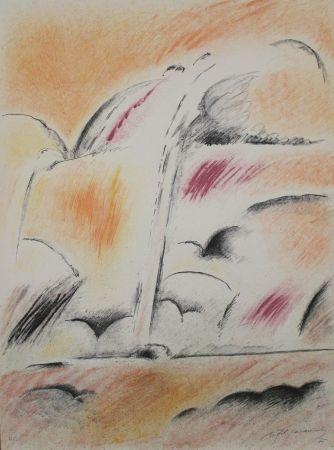 Litografía Rafols Casamada - Rc-10