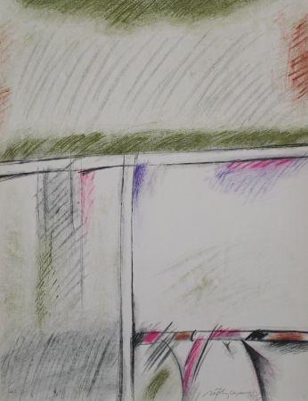 Litografía Ràfols Casamada - RC-2