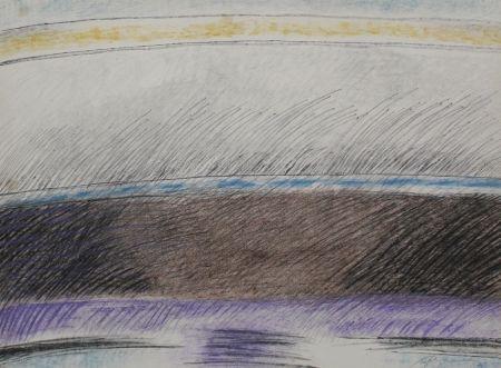 Litografía Ràfols Casamada - RC-5