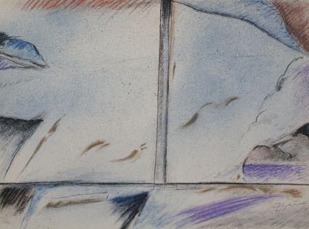 Litografía Ràfols Casamada - RC-6