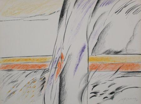 Litografía Rafols Casamada - Rc-9