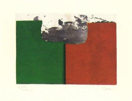 Grabado Borrell Palazón - Records de paisatge-2
