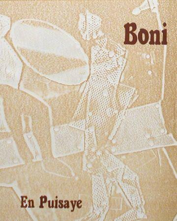 Libro Ilustrado Boni - Recyclage