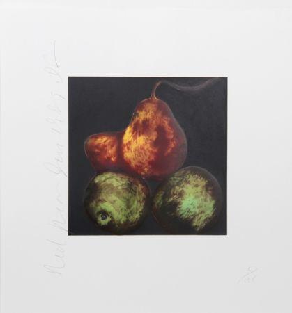 Serigrafía Sultan - Red Pears
