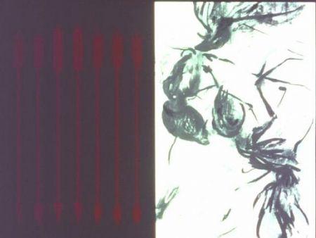 Serigrafía Drake - Red Rockets