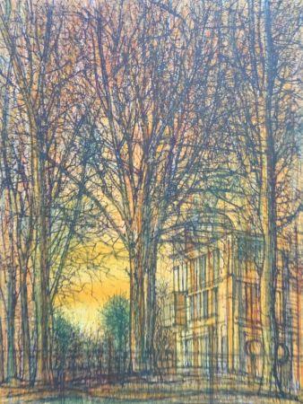 Litografía Carzou - Regards sur Paris 2