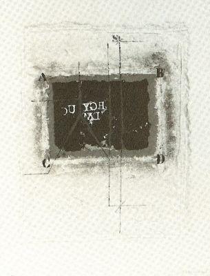 Grabado Coignard - Remarque Verte 642
