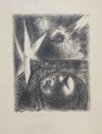 Litografía Masson - Resurrection